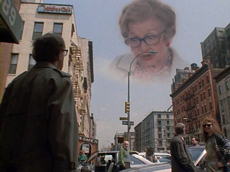 Una scena tratta da New York Stories di Woody Allen