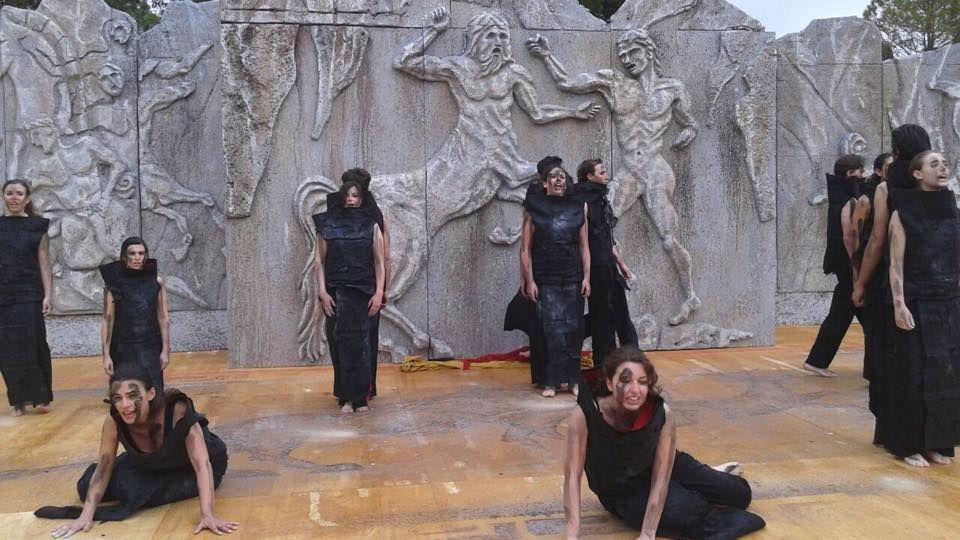 Ventunesima edizione del Festival Internazionale del Teatro Classico dei Giovani