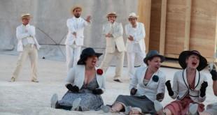 Medea di Seneca regia Paolo Magelli-corifei-ph Maurizio Zivillica