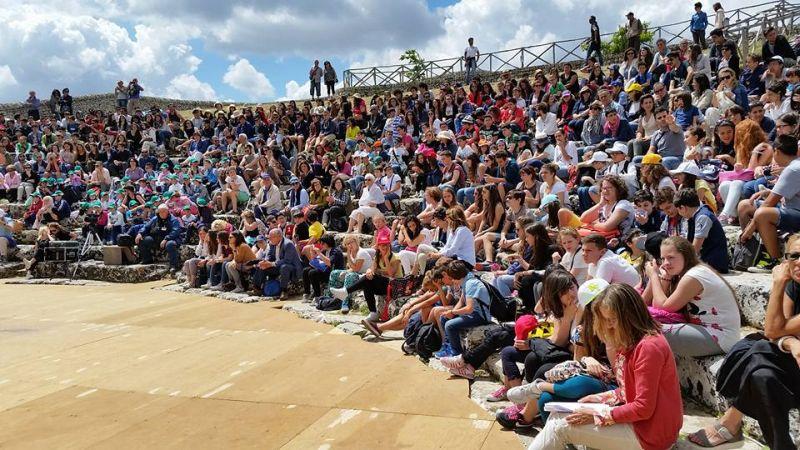 Si è concluso con grande successo il Festival Internazionale del Teatro Classico dei Giovani
