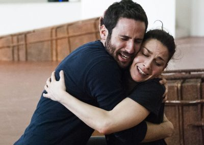 ELETTRA, Jacopo Venturiero e Federica Di Martino-ph MP Ballarino