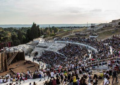 Teatro Greco, Elettra  - ph Franca Centaro