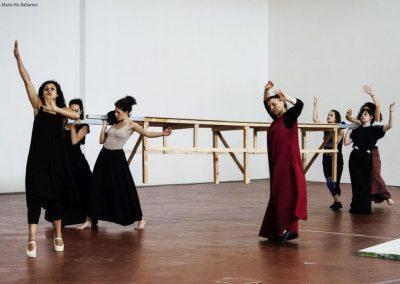 FEDRA, Simonetta Cartia_coro donne_Maria Pia Ballarino