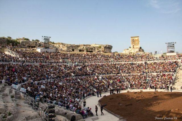 53° Festival al Teatro Greco di Siracusa Due mesi di grandi emozioni con gli spettacoli classici
