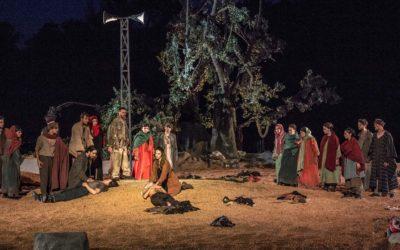 Applausi al Teatro Greco per Sette contro Tebe