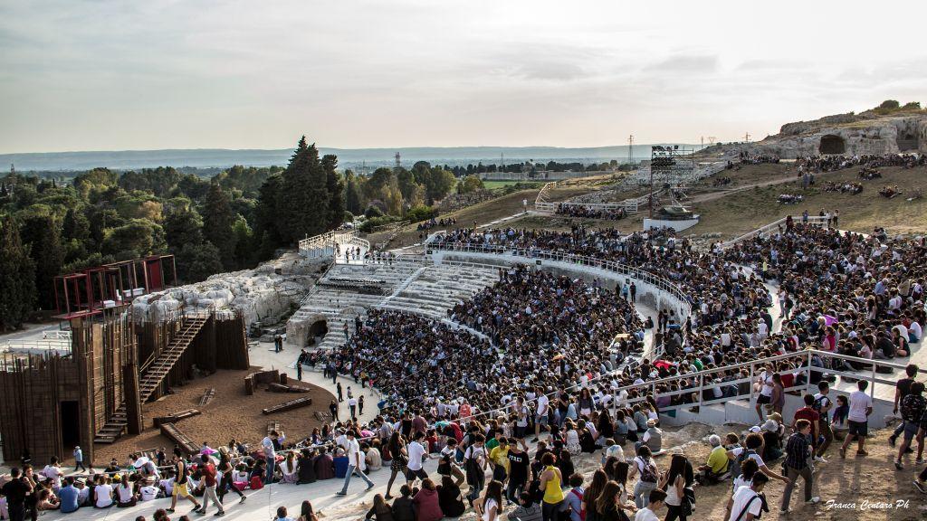 Allievi dell'Inda in tour in 13 città d'Italia