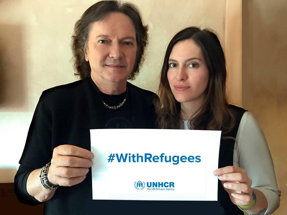 Giornata mondiale del rifugiato al Teatro Greco un incrocio di arti per la solidarietà