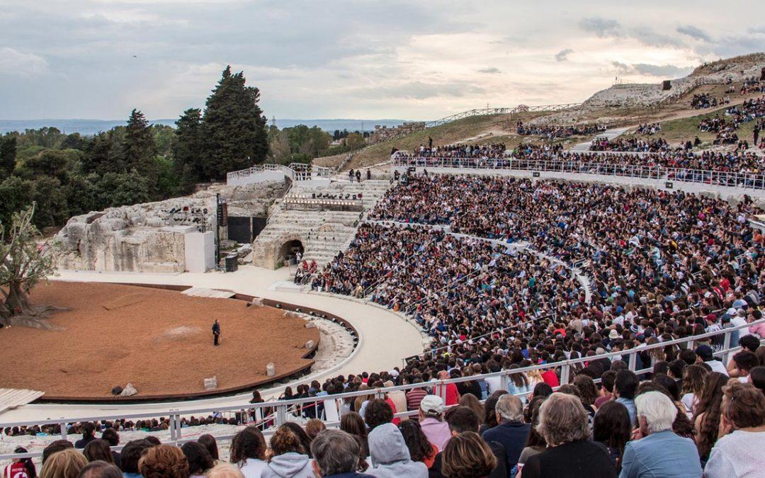 Teatro greco, stagione 2017:  l'Inda supera i 140.000 spettatori
