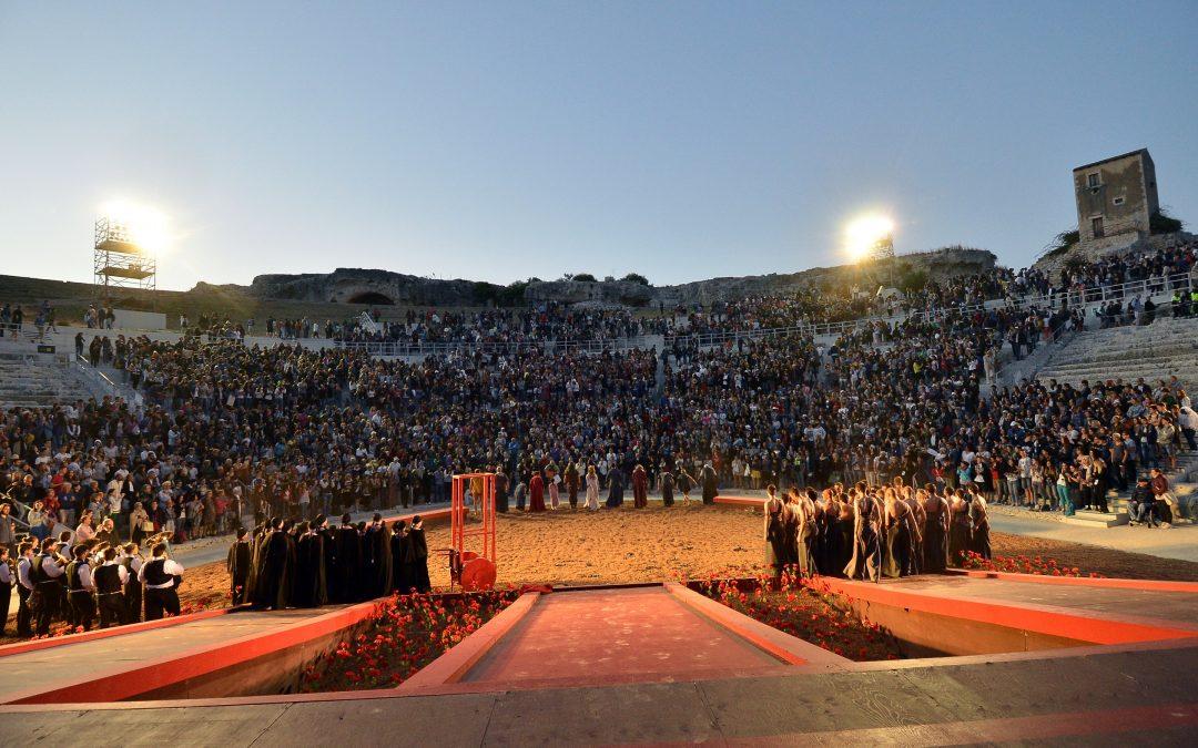 Festival 2018 in scena Edipo a Colono, Eracle e la commedia I cavalieri