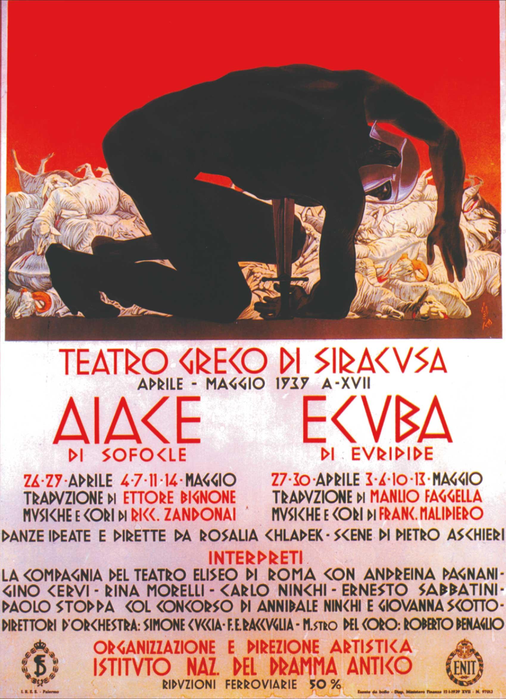 Ecuba di Euripide