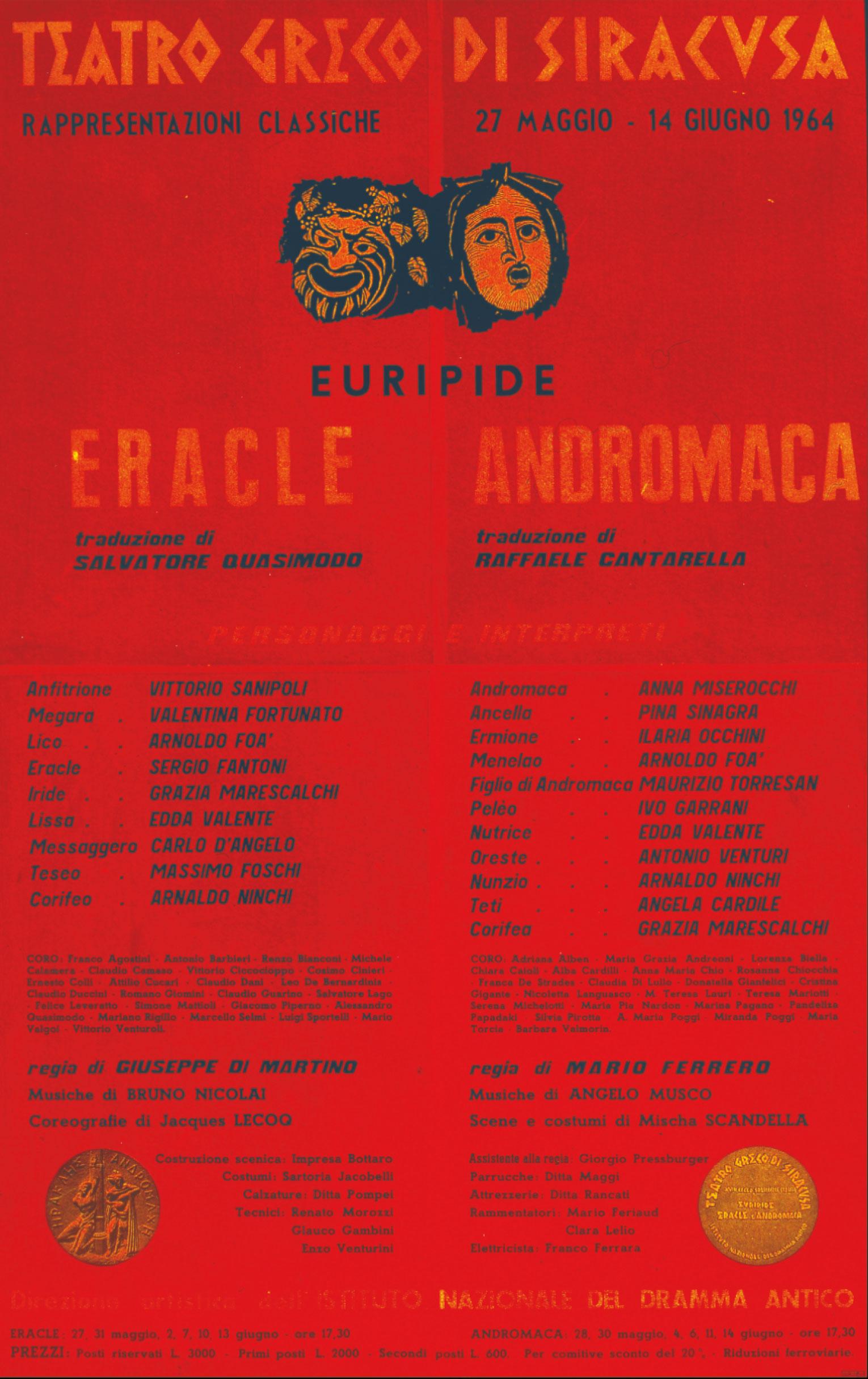 Eracle di Euripide