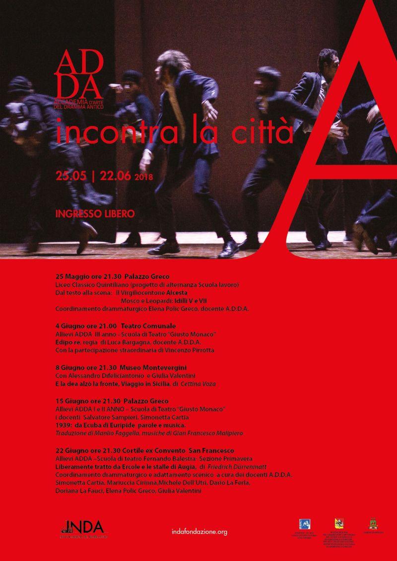 (Italiano) L'Accademia incontra la città Cinque appuntamenti in Ortigia