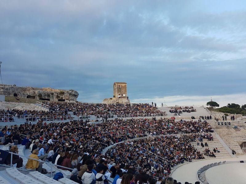 55° Festival del Teatro Greco di Siracusa