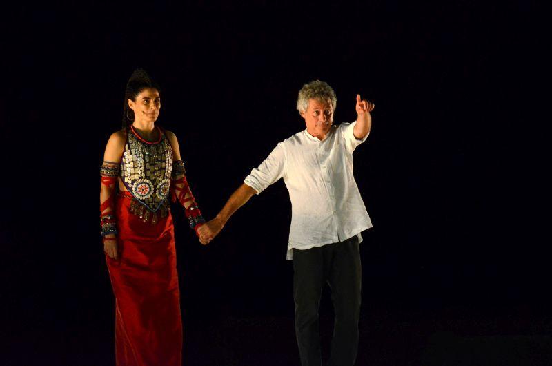 La storia di Palamede narrata da Baricco e Valeria Solarino