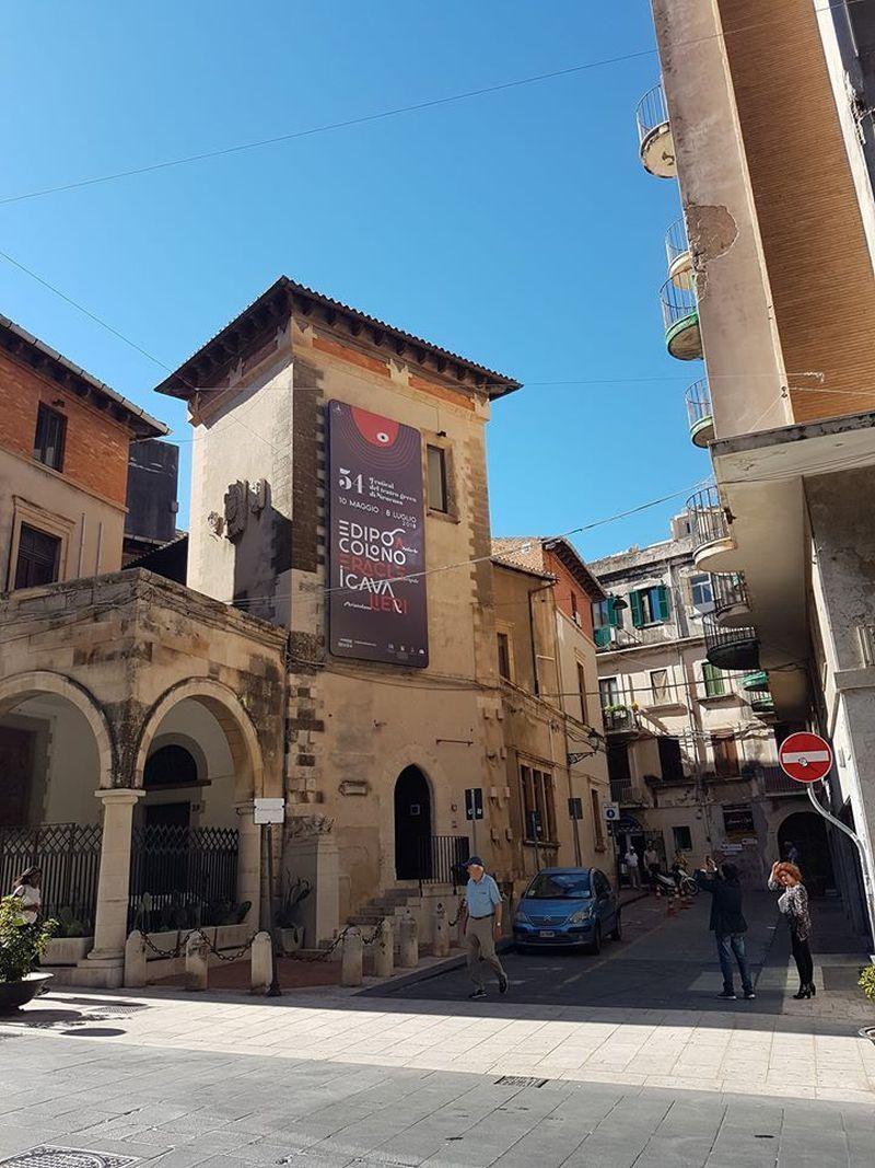 Alla scoperta dei saloni di Palazzo Greco