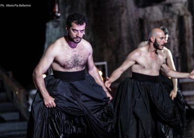 Bruno Di Chiara e Silvio Laviano (Coro) - ph. Maria Pia Ballarino