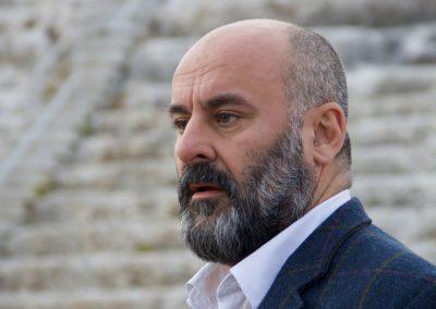 Il regista Davide Livermore - ph. Franca Centaro