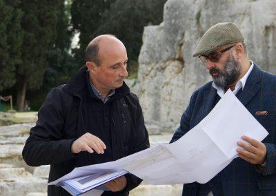 Il regista Davide Livermore in Teatro - ph. Franca Centaro