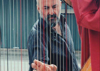Il regista Davide Livermore - ph. Maria Pia Ballarino