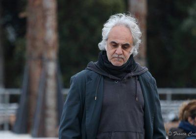 Le prove: Graziano Piazza (Menelao) - ph. Franca Centaro