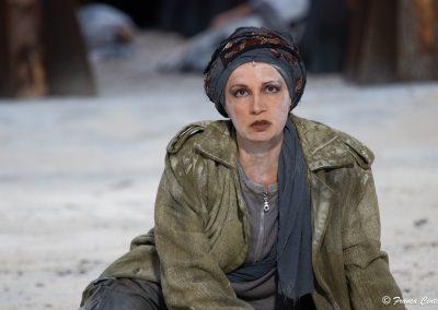 Maddalena Crippa (Ecuba) - ph. Franca Centaro