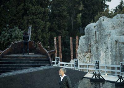 Le prove: Sax Nicosia (Menelao) - ph. Bianca Burgo