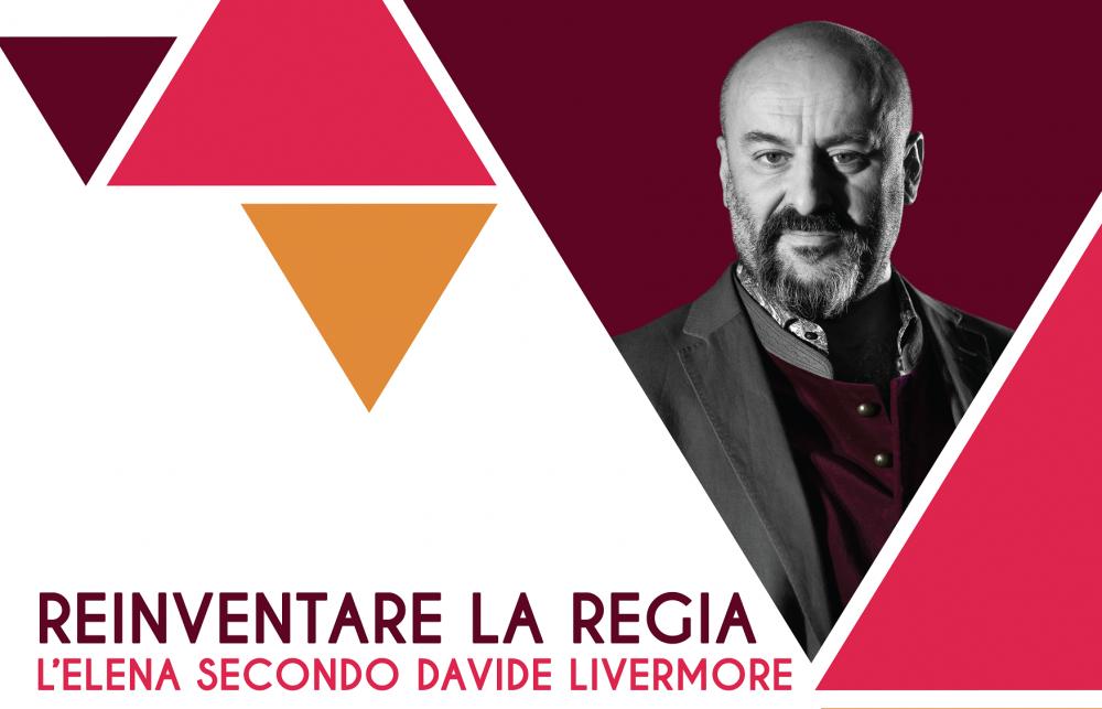 """""""Reinventare la regia: l'Elena secondo Davide Livermore"""": alcuni scatti dell'incontro"""