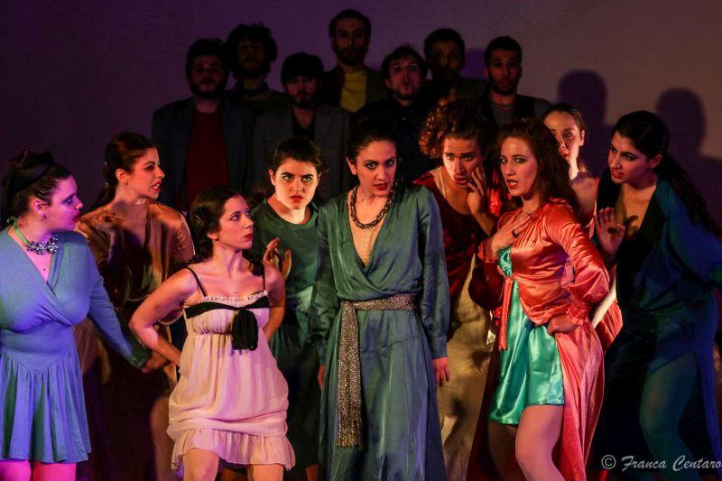 Lisistrata di Aristofane al Teatro Comunale di Siracusa