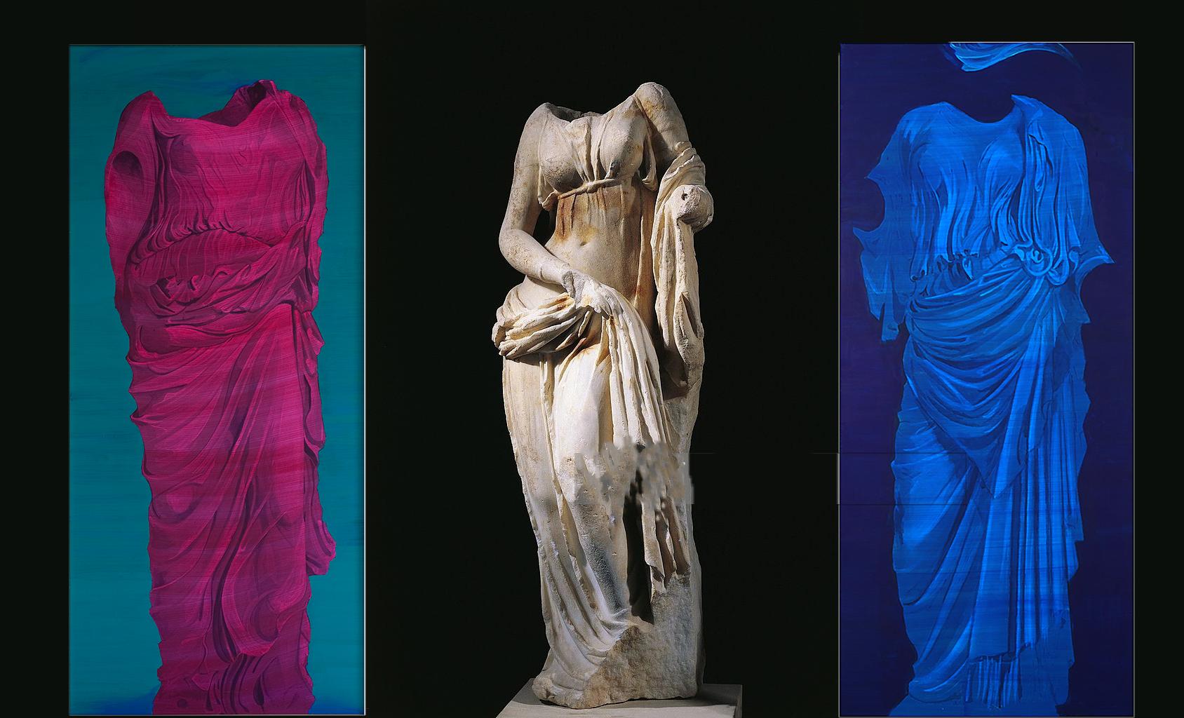 """""""Demetramata"""" di Umberto Passeretti: un presente antichissimo"""