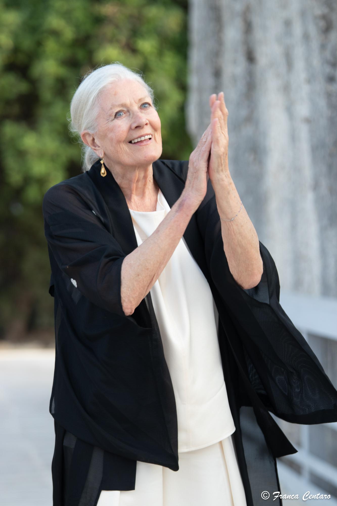 Vanessa Redgrave Eschilo d'oro 2019: le foto della cerimonia di consegna del premio