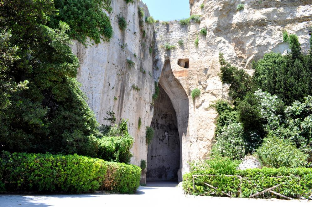 Incontri all'Orecchio di Dionisio