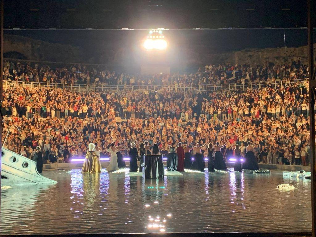 """Annullato """"Il Canto di Orfeo"""", la Stagione 2019 continua con altri due grandi eventi al Teatro Greco"""