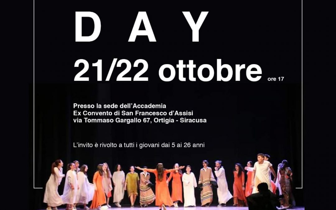 Open day all'ex convento di San Francesco