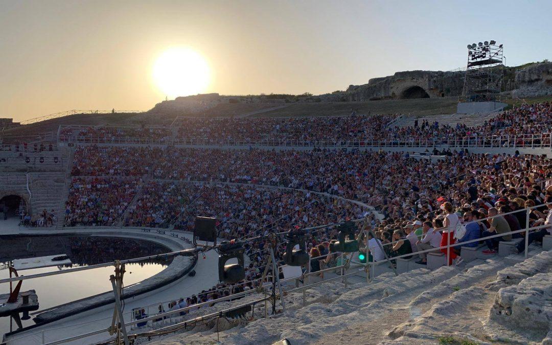 La Stagione 2020 al Teatro Greco: Le Baccanti in scena per la settima volta, terzo allestimento per Ifigenia in Tauride, quarto per Le Nuvole