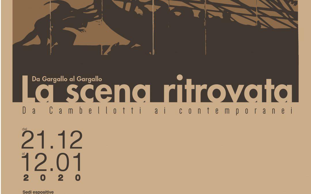La scena ritrovata – Da Cambellotti ai contemporanei: mostra all'ex convento di San Francesco