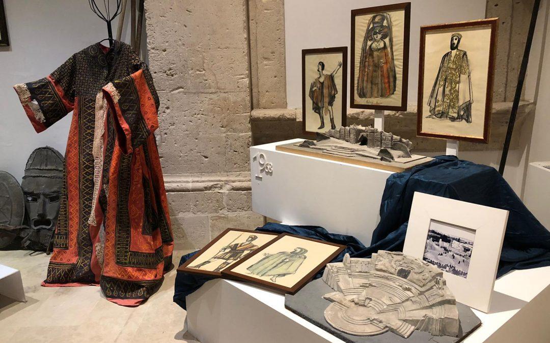 La scena ritrovata: 105 anni di storia all'ex convento di San Francesco