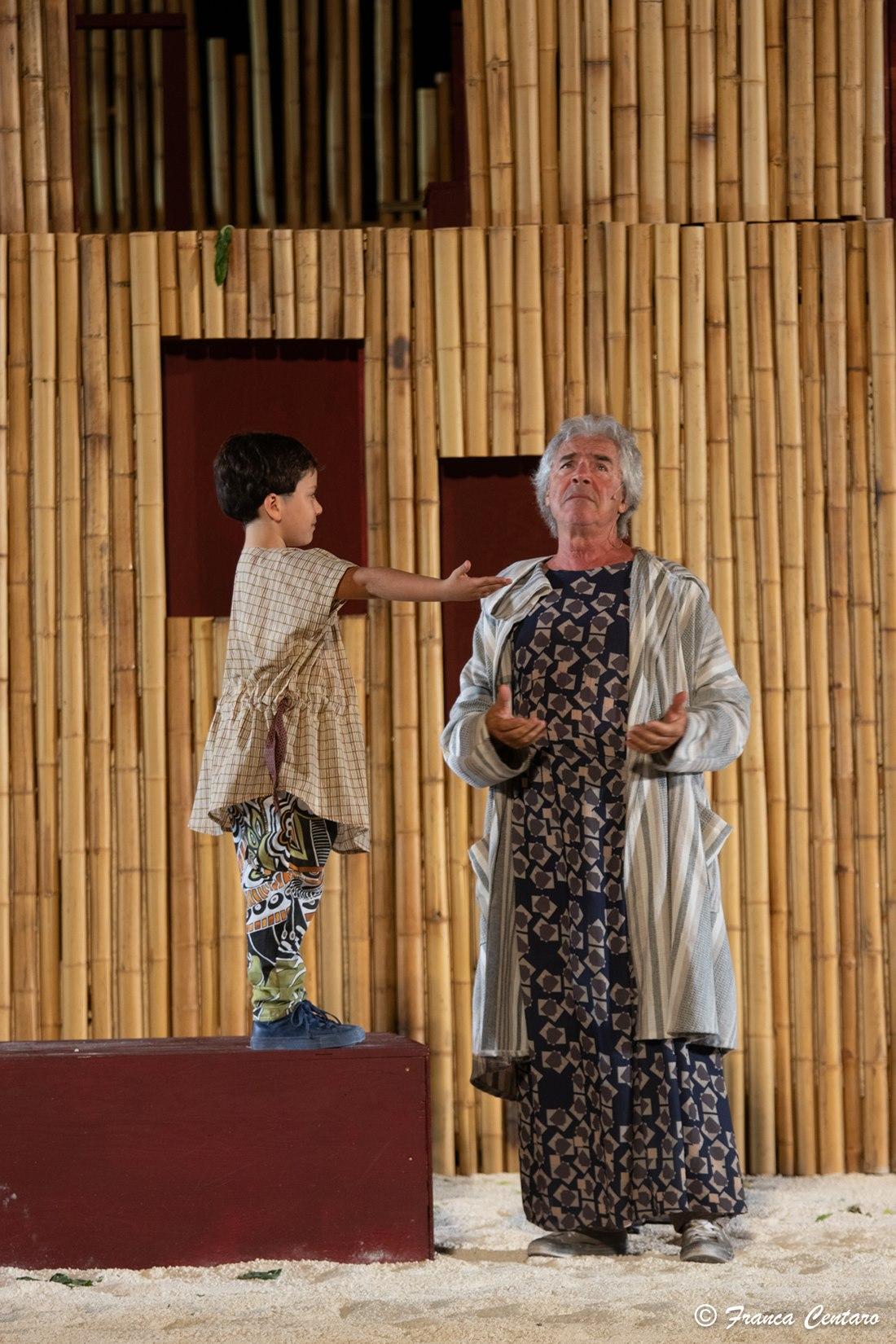 Antichi pensieri – Tullio Solenghi: Lisistrata, il Trio e il teatro