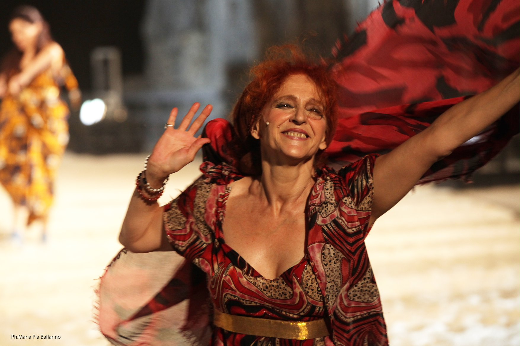 """Antichi pensieri, Elisabetta Pozzi: """"Le miei eroine al Teatro Greco di Siracusa"""""""