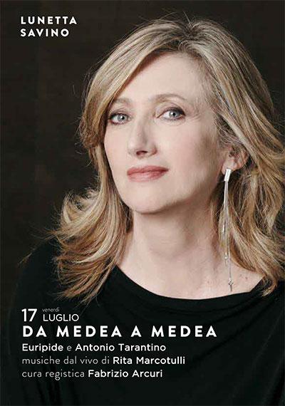 Da Medea a Medea