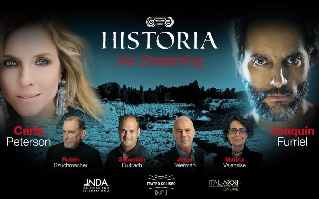 Un documentario del Teatro Coliseo racconta il Teatro Greco di Siracusa e la Fondazione Inda