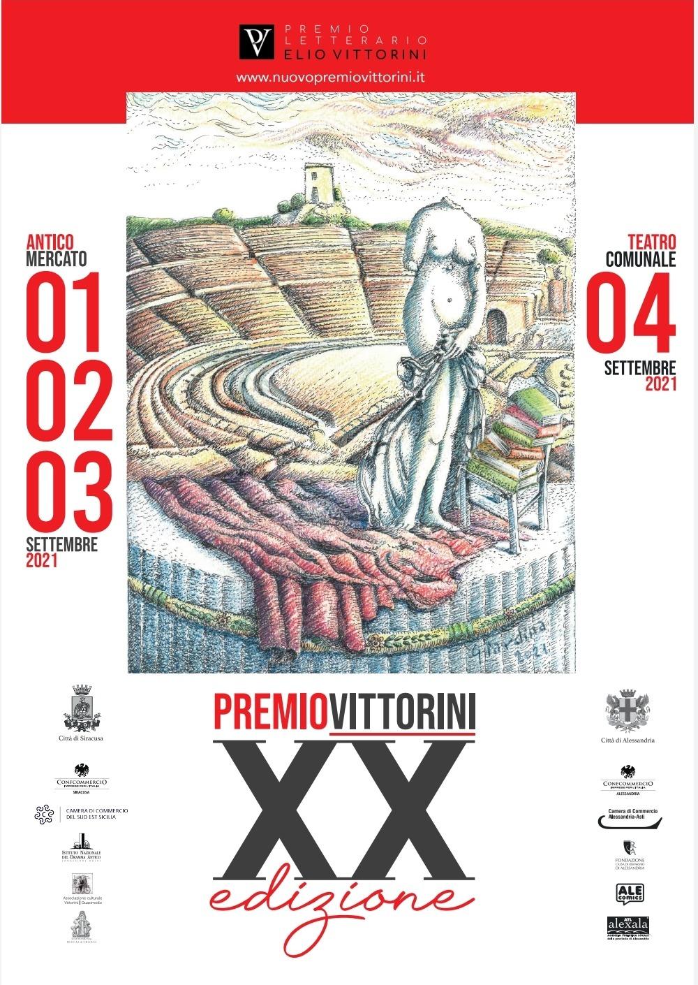 La Fondazione INDA al Premio Vittorini